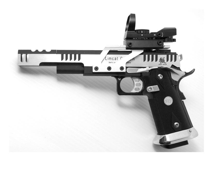 Elite Introduce Custom Tokyo Marui Pistols