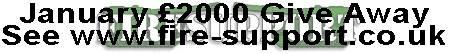 Firesupport banner Sale