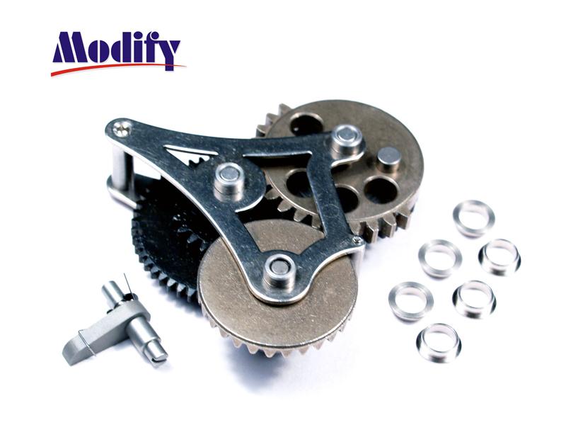 WTF? MODIFY modular gearsets? - Airsoft Canada