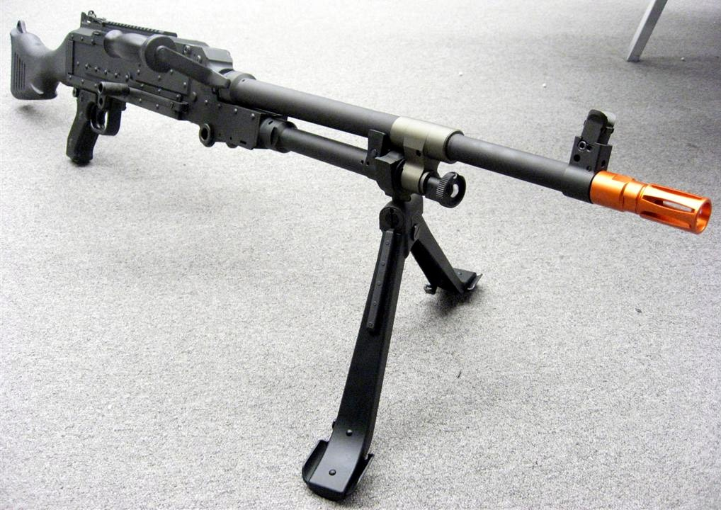 Trigger Happy M240 Spartan Imports Info