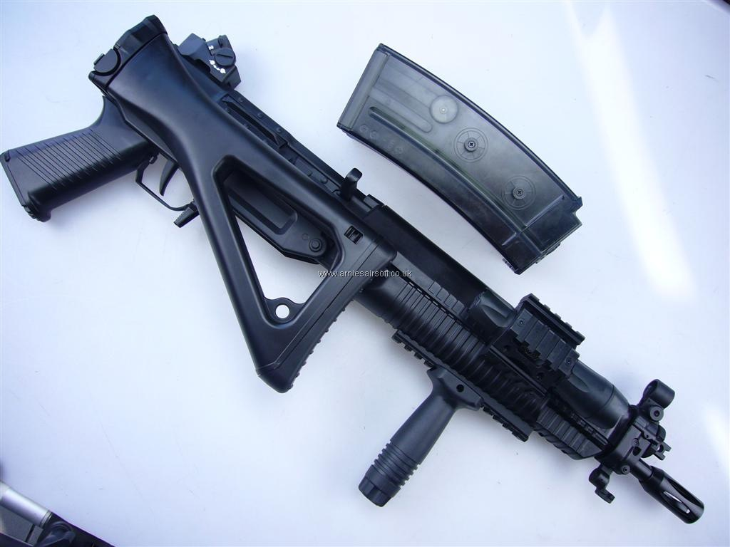 exclusive images of the ics sig arms 551 rifle
