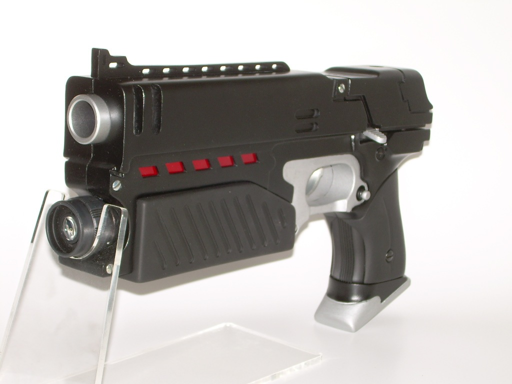 Scifimodel Airsoft Working Lawgiver Mk2