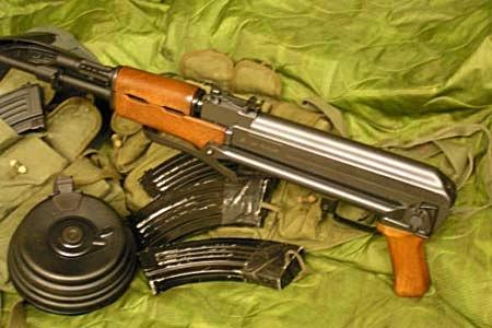 Airsoft, LLC introduces their new, Yugoslavian Paratrooper Model RPK ...
