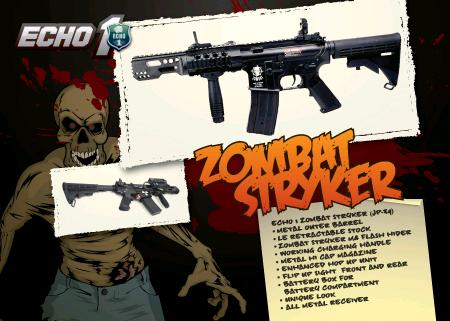 zombat stryker metal outer barrel le retractable stock zombat stryker ...