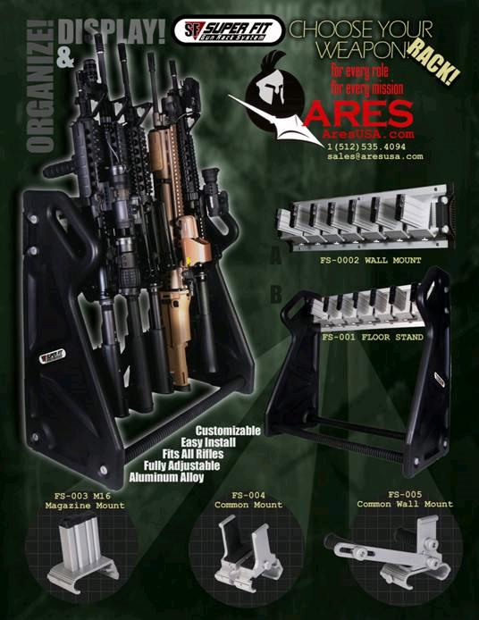Wall Gun Rack And Wall Mount Gun Racks