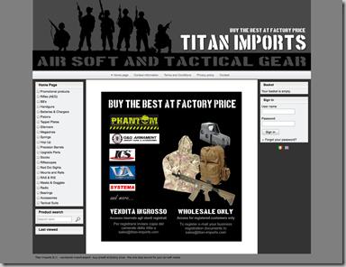 titan imports