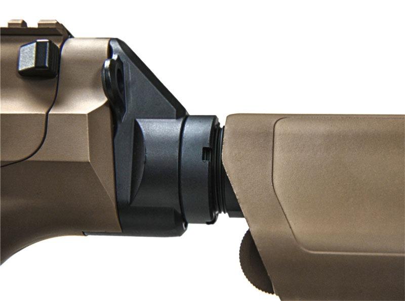 Echo1 XCR AEG Fully Licensed Robinson Armament  IMG_1455