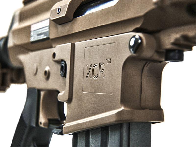 Echo1 XCR AEG Fully Licensed Robinson Armament  IMG_1456