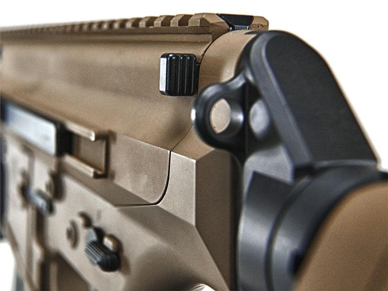 Echo1 XCR AEG Fully Licensed Robinson Armament  IMG_1465
