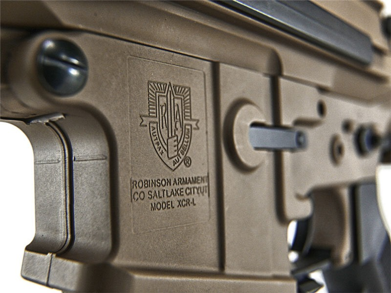 Echo1 XCR AEG Fully Licensed Robinson Armament  IMG_1490