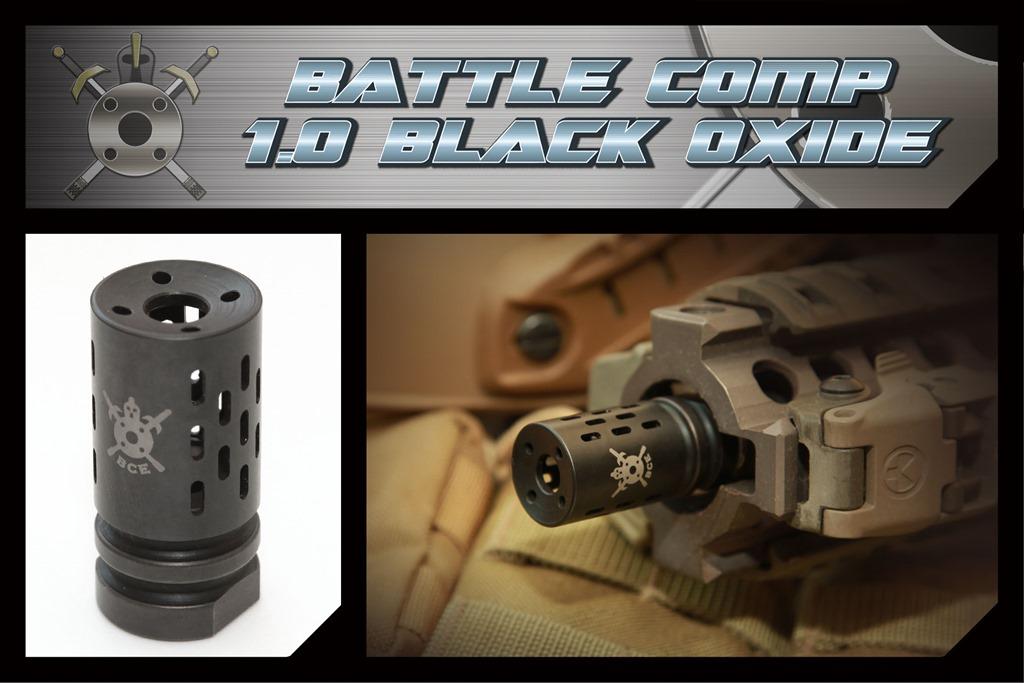 PTS: Battlecomp compensator muzzle devices  1.0blackOxideAD