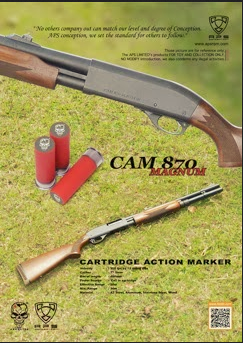 APS: CAM870 Shotgun Image27