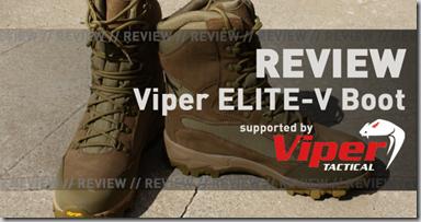 Viper ELITE-V Boot