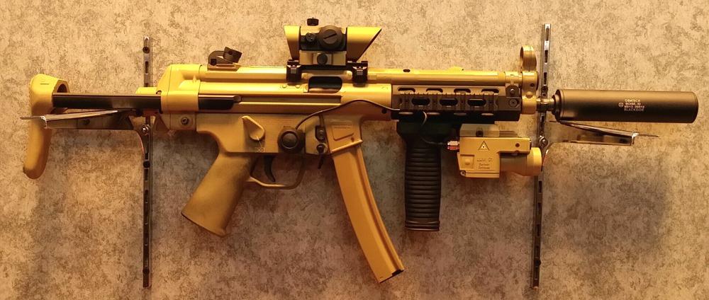 New Custom Guns From Gws