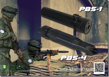 PBS-1 PBS-4