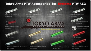 PTW Accessories poster