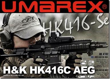 109 - UMAREX-AEG-HK416C-BK