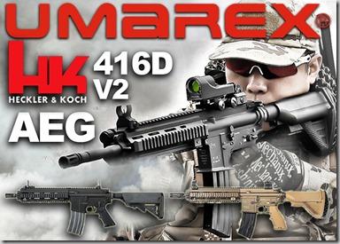 110 - UMAREX-AEG-LHK416