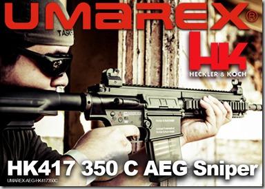 111 - UMAREX-AEG-HK417350C