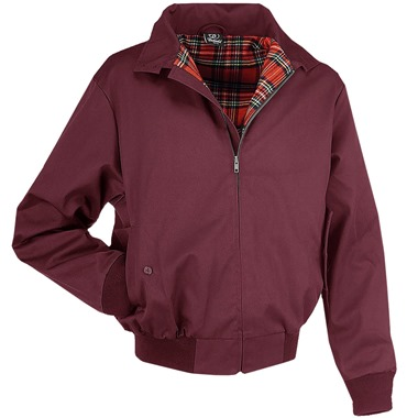 Brandit Lord Canterbury Jacket Bordeaux1