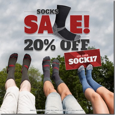 Socks Sale 2017 Instagram