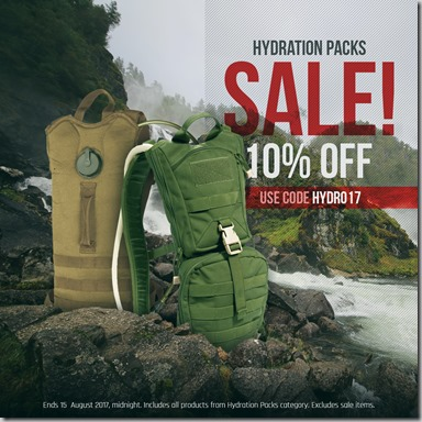 Hydration Packs Sale 2017 Instagram