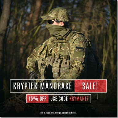 Kryptek Mandrake Sale 2017 Instagram