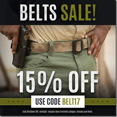Belts Sale 2017 Instagram
