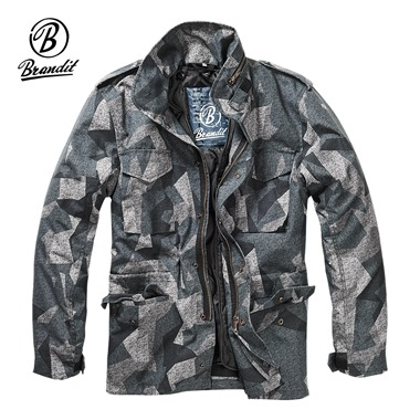 Brandit M-65 Classic Jacket Night Camo Digital insta
