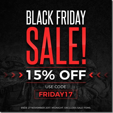 Black Friday Sale 2017 Instagram