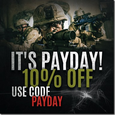 Payday Sale Jan 2018 Instagram