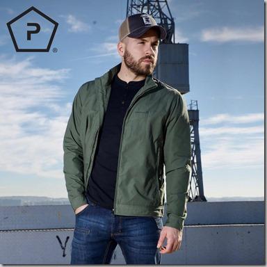 Pentagon Nostalgia Jacket insta1