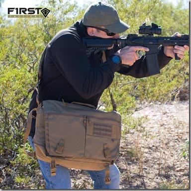 First Tactical Ascend Messenger Bag insta